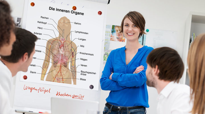 New regulations for foreign doctors in Germany – preparatory course for the professional language examination at the medical association